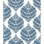 Hygge Fern Damask Peel & Stick Wallpaper - EonShoppee