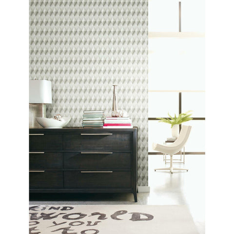 RoomMates Paragon Geometric Peel & Stick Wallpaper - EonShoppee