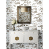 RoomMates Oriental Toile Peel & Stick Wallpaper - EonShoppee