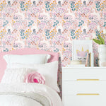 RoomMates Unicorn Paradise Peel & Stick Wallpaper - EonShoppee