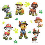 Jungle Paw Patrol Giant Wall Decals - EonShoppee
