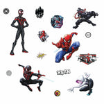 Marvel Spider Man Miles Morales Peel And Stick Wall Decals - EonShoppee