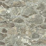 Weathered Stone Peel & Stick Wallpaper - EonShoppee