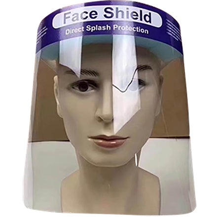 Optically Clear Face Shield