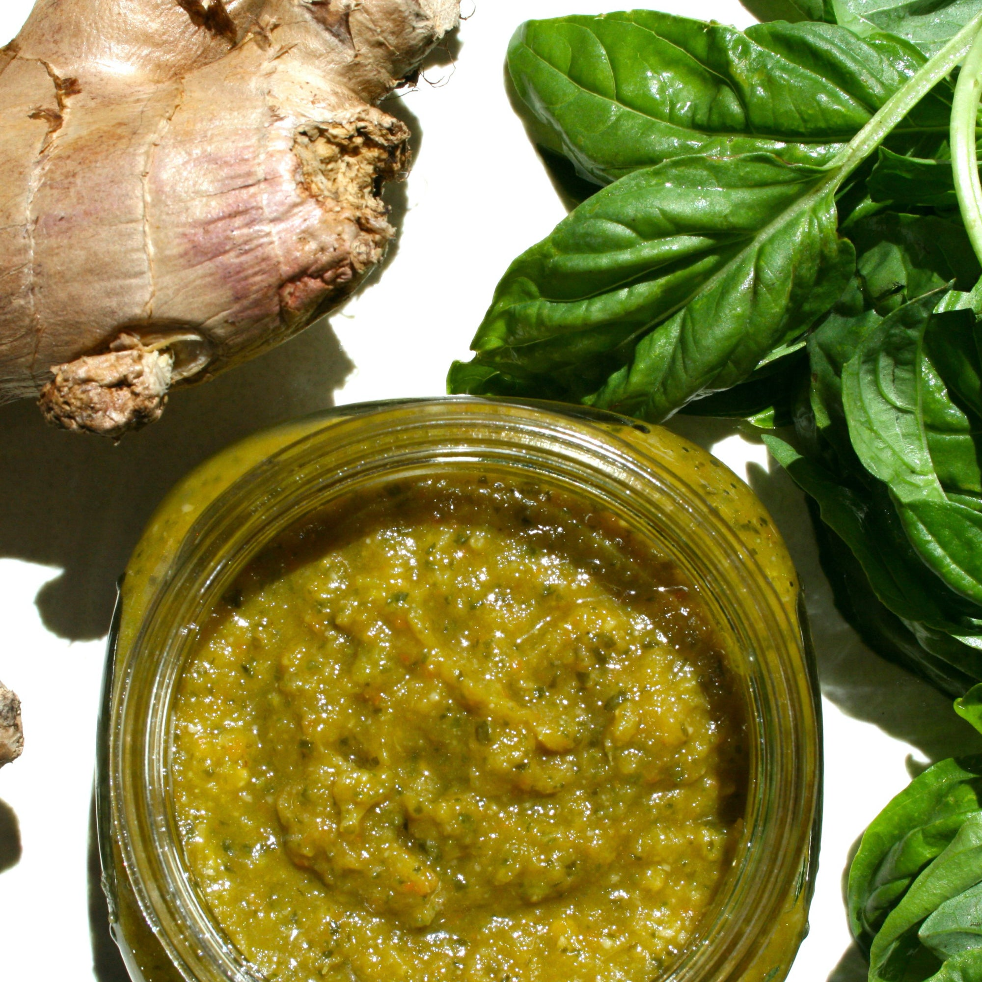 Arawak Farm Pepper Sauce - Sweet Ginger Basil