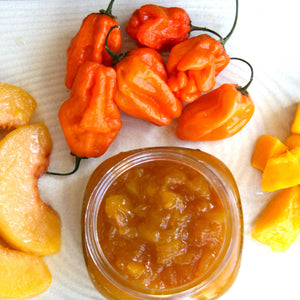Arawak Farm Spicy Fruit Spread - Mango Peach