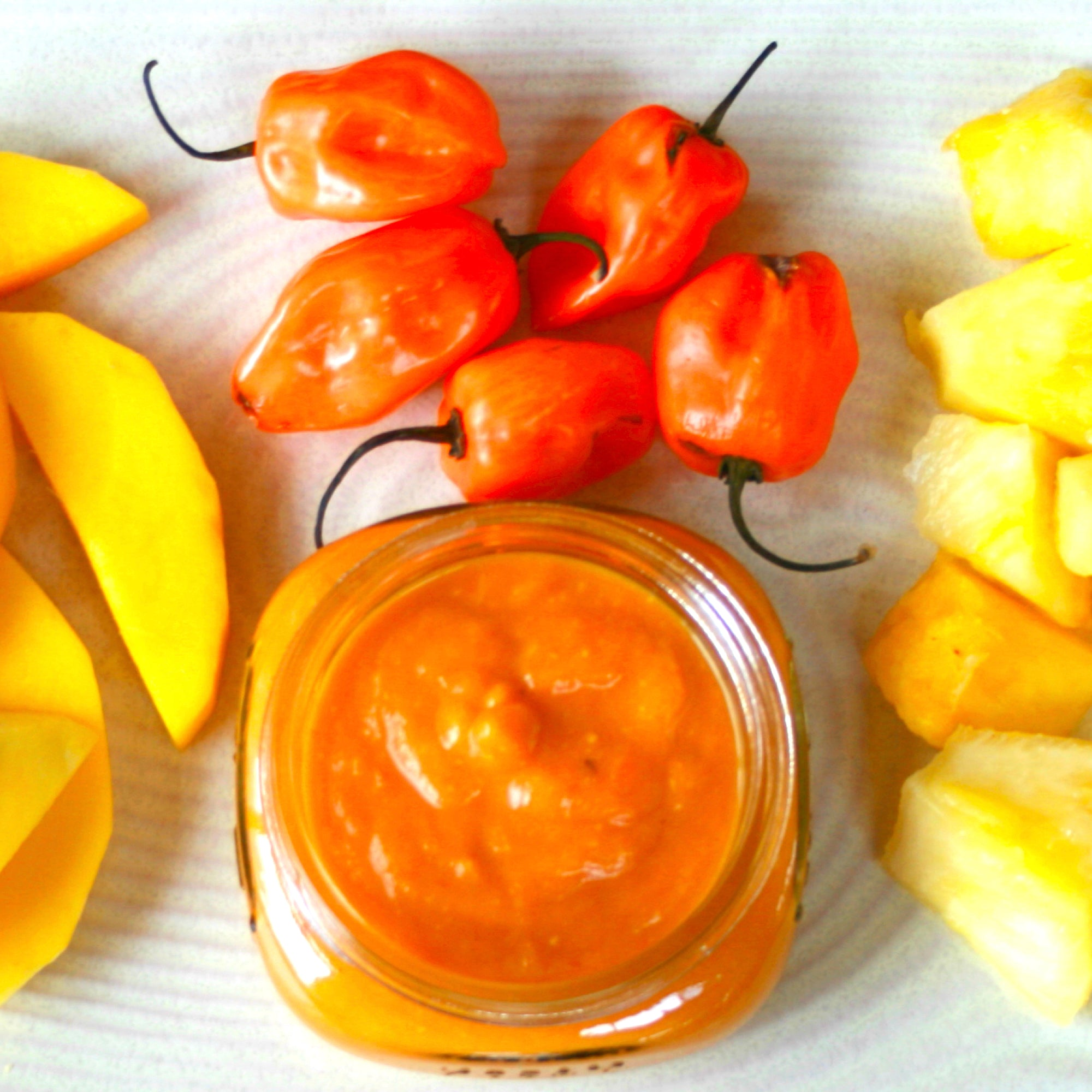 Arawak Farm Pepper Sauce - Mango Pineapple