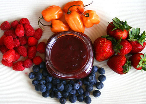 Arawak Farm Pepper Sauce - Mixed Berry