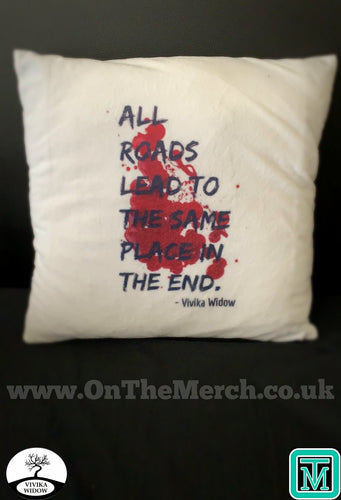 All Roads Cushion - On The Merch