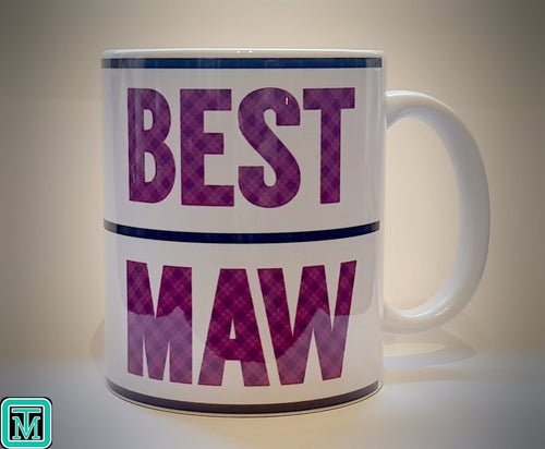Best Maw Mug - On The Merch