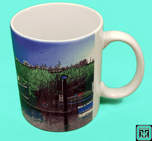 Doon The Watter Boat Mug - On The Merch