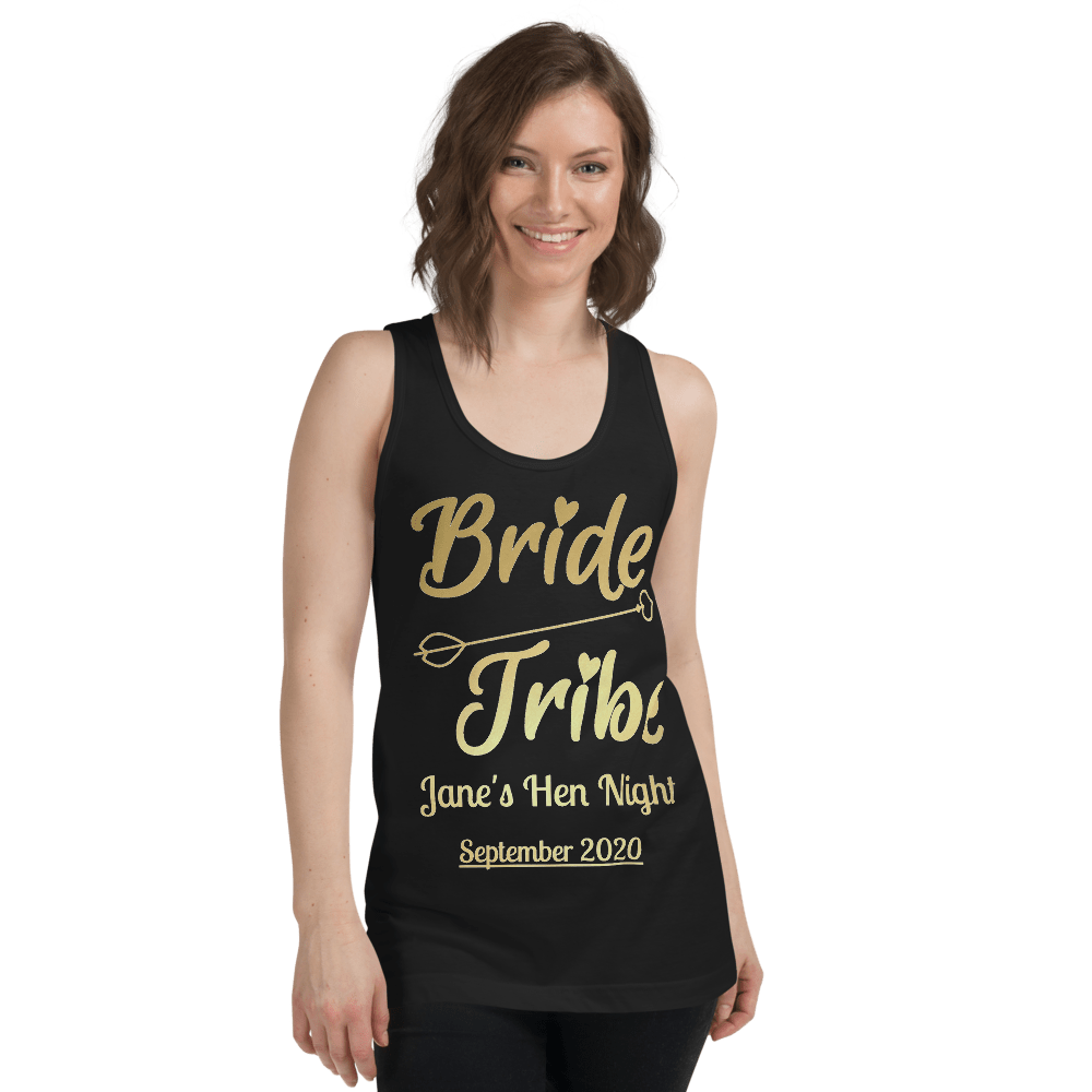 Bride Tribe Vest Top - On The Merch
