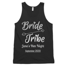 Load image into Gallery viewer, Bride Tribe Vest Top - On The Merch
