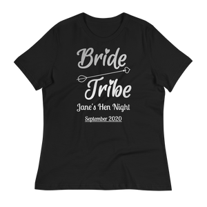 Bride Tribe T-Shirt - On The Merch