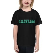 Load image into Gallery viewer, Nature Name T-Shirt - Black