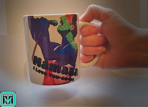 Freddie Mama Mug - On The Merch