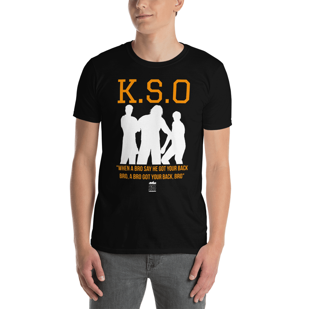 Kappa So Bros T-Shirt - On The Merch