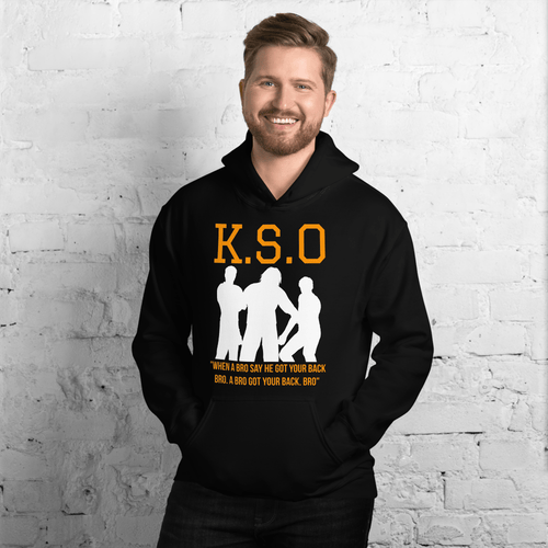 Kappa So Bros Hoodie - On The Merch