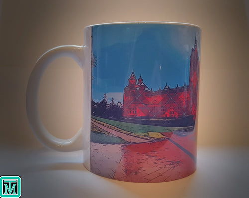 Kelvingrove Art Gallery Tartan Mug - On The Merch