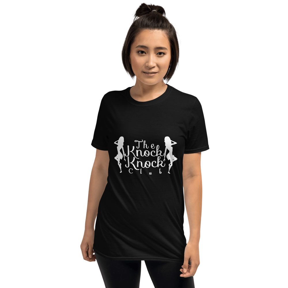 Knock Knock Club T-Shirt - On The Merch