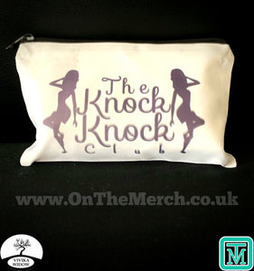 Knock Knock Make Up/Soap Bag - On The Merch