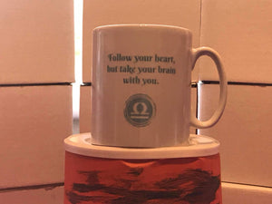 Libra Mug Personalised - On The Merch