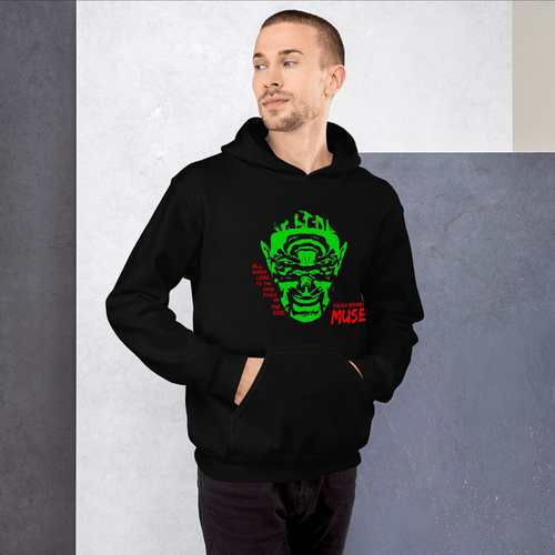 Muse Hoodie - On The Merch