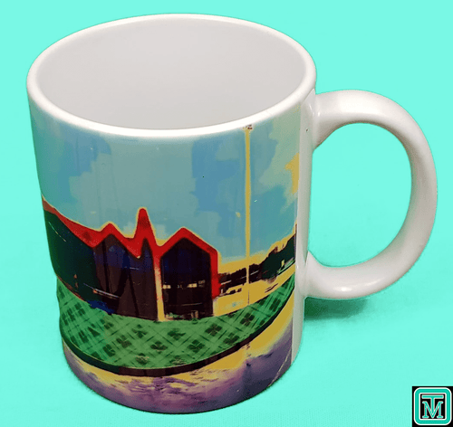 Riverside Museum Mug - On The Merch