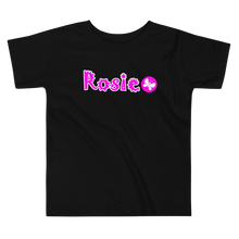 Load image into Gallery viewer, Personalised Name Badge T-Shirt