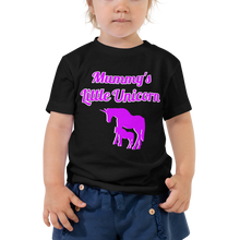Load image into Gallery viewer, Mummy's Little Unicorn T-Shirt