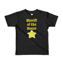 Load image into Gallery viewer, Sheriff of The House T-Shirt