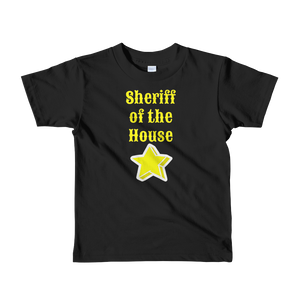 Sheriff of The House T-Shirt