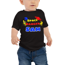 Load image into Gallery viewer, Personalised Space Ranger T-Shirt