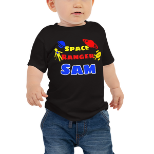 Personalised Space Ranger T-Shirt