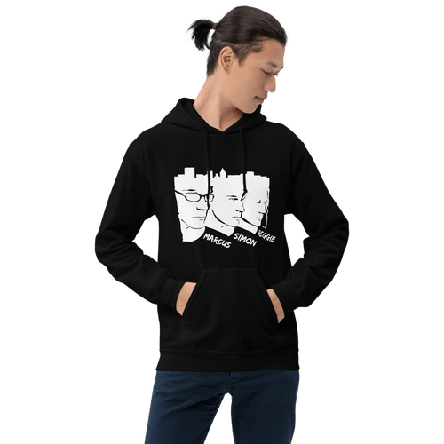 Penn Triplets Hoodie - On The Merch