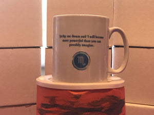 Scorpio Mug Personalised - On The Merch