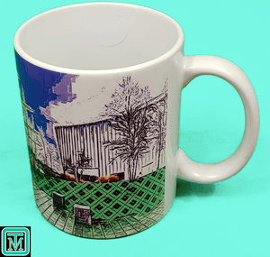 Tall Ship Mug - On The Merch