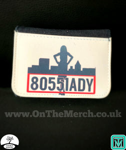 Bosslady Denim Purse - On The Merch