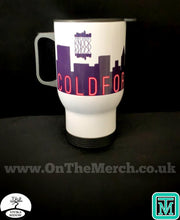 Load image into Gallery viewer, Coldford Skyline Travel Mug - On The Merch