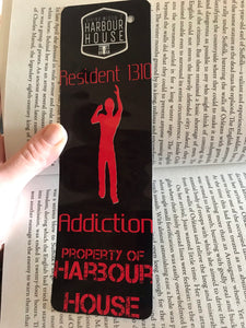 Harbour House David Finn Bookmark