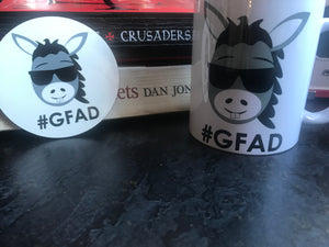 #GFAD Mug with Coaster Option