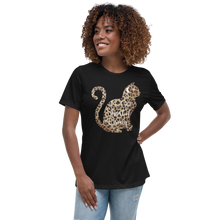 Load image into Gallery viewer, One Cat Short of Crazy Leopard T-Shirt