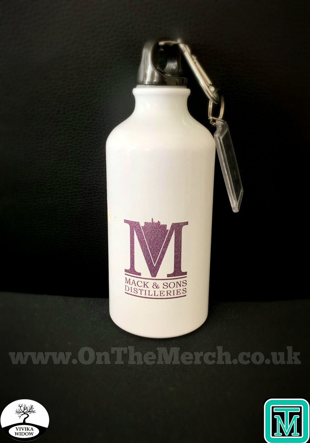 Mack & Sons Water Bottle - On The Merch