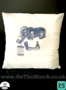Penn Triplets Cushion - On The Merch