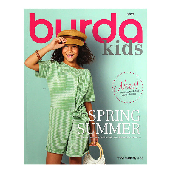 BURDA - Burda Style Child Catalogue - Current