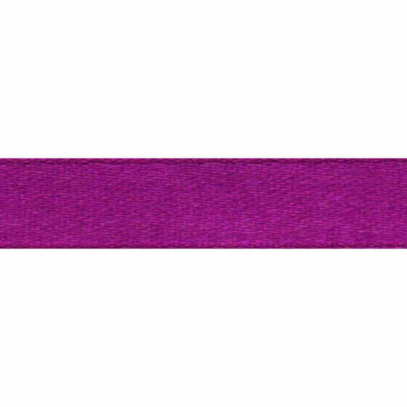 ESPRIT Craft Double Sided Satin Ribbon 10mm x 3m - Purple