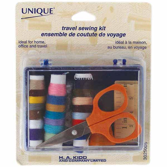 UNIQUE SEWING Travel Sewing Kit - 34pcs