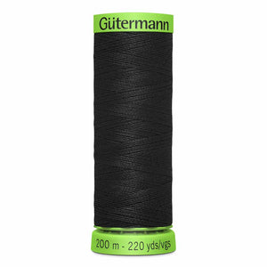 GÜTERMANN Dekor Bobbin Thread 200m - Black