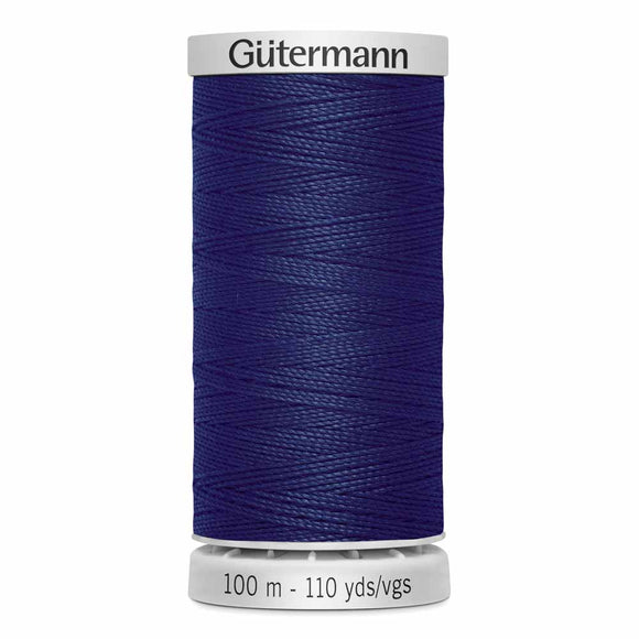 GÜTERMANN Jean Thread 100m - Navy