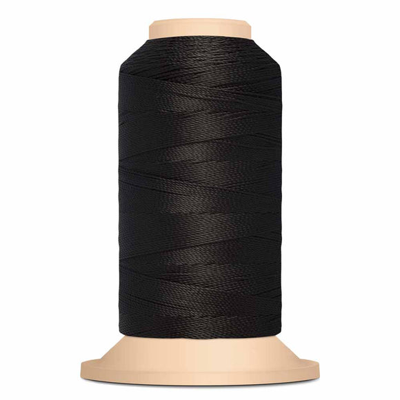 GÜTERMANN Upholstery Thread 300m - Black